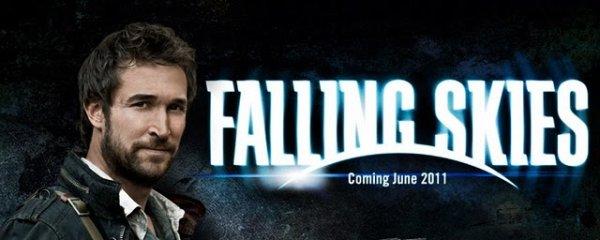 falling skies banner