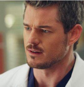 Eric Dane - Mark Sloan in Grey's Anatomy