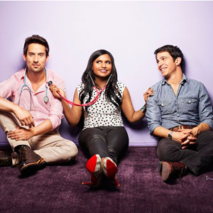 The Mindy Project - s01e01