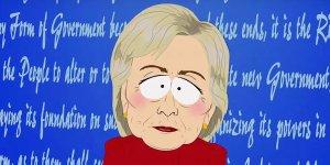 Hillary Clinton South Park