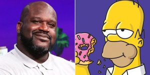 Shaquille O'Neal I Simpson