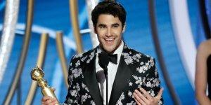 Darren Criss American Crime Story Golden Globe
