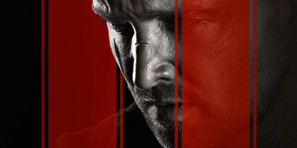 El Camino Poster ufficiale con Aaron paul A Breaking Bad Movie Netflix