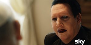 the new pope Marilyn Manson