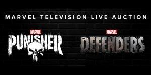 La Marvel annuncia un'asta per gli oggetti di scena delle serie Netflix, da The Punisher a Daredevil fino ad arrivare a The Defenders