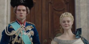 the-great-2 teaser elle fanning trailer recensione