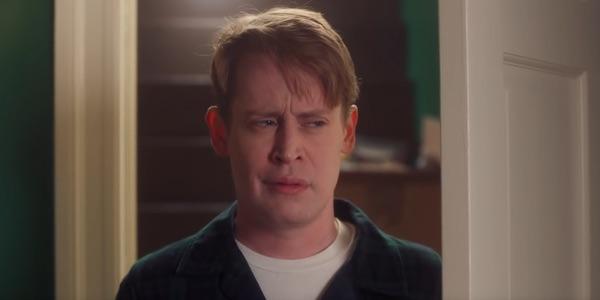 macaulay macaulay culkin sul set di american horror story: double featureculkin