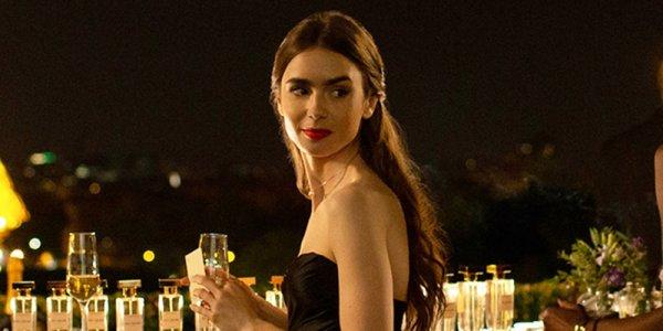 Emily in Paris in vetta in Italia e nel mondo Netflix