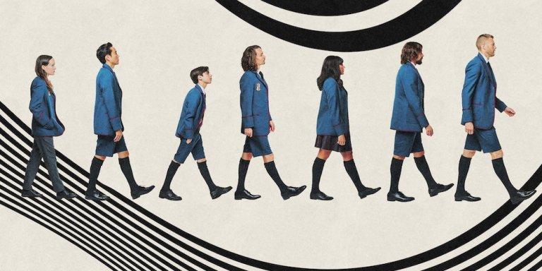 the umbrella academy 2 recensione poster cast netflix