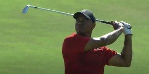 Tiger Woods HBO