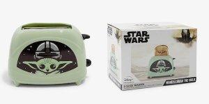 Baby Yoda The Mandalorian Tostapane