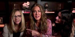 Emmy 2020 Friends reunion