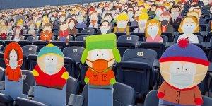 South Park - Stadio Denver Broncos