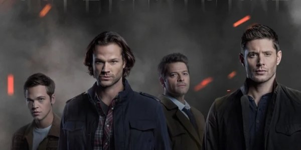Supernatural poster ultima stagione