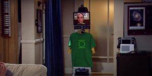 The Big Bang Theroy Sheldon Bot covid 19