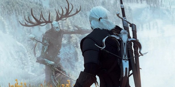 the witcher leshen