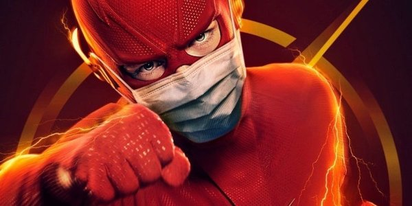 the flash - arrowverse