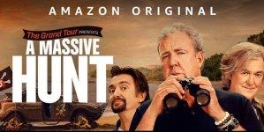 Amazon Prime Video annuncia The Grand Tour presents A Massive Hunt, guarda il trailer