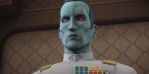 The Mandalorian Thrawn chi è l'ammiraglio cercato da Ahsoka Tano