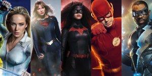 Ecco quanti episodi avranno le nuove stagioni delle serie dell'Arrowverse