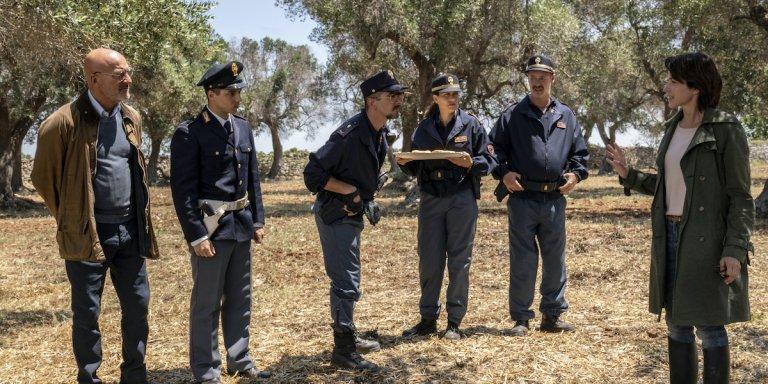 cops una banda di poliziotti foto