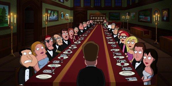 I Griffin Seth svela il suo episodio preferito MacFarlene