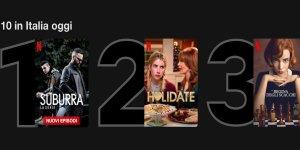 Netflix Top 10 Italia Oggi Suburra