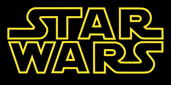 star wars logo serie film disney+