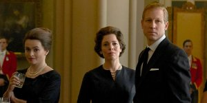The Crown - Helena Bonham Carter - Olivia Colman - Tobias Menzies