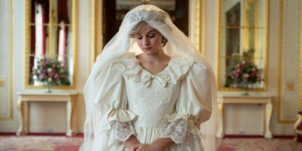 The Crown Netflix classifica governo britannico disclaimer