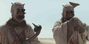 The Mandalorian 2x01 per i predoni Tusken è stato creato un apposito linguaggio dei segni