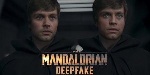 The Mandalorian: un video confronta Luke Skywalker con una versione deepfake