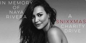 Naya Rivera Glee Cast raccolta fondi