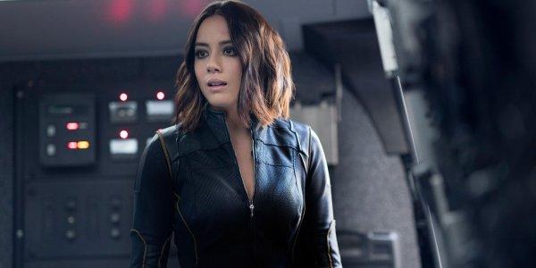 Chloe Bennet (Agents of SHIELD) ha il COVID