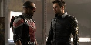 The Falcon and the Winter Soldier - Anthony Mackie Sebastian Stan