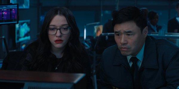 WandaVision - Avengers Endgame Darcy e Jimmy Woo