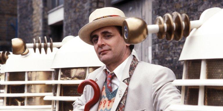 Doctor Who - Sylvester McCoy