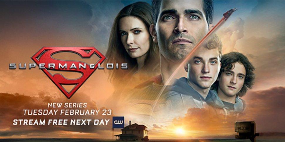 "Superman & Lois 1×01 ""Pilot"": la recensione"