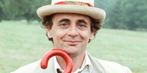 Sylvester McCoy - Doctor Who