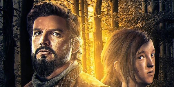 The Last of Us le migliori fanart su Pedro Pascal e Bella Ramsey