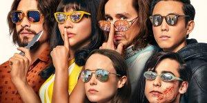 The Umbrella Academy 3 - Cast
