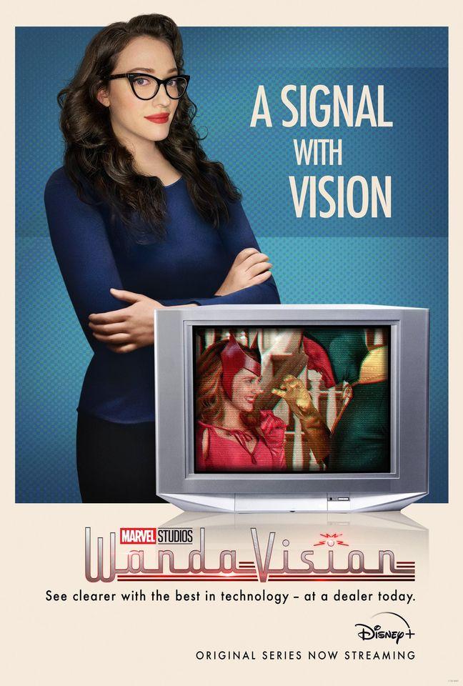 WandaVision - Poster Darcy