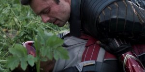 Anthony Mackie Sam Wilson Sebastian Stan Bucky Barnes