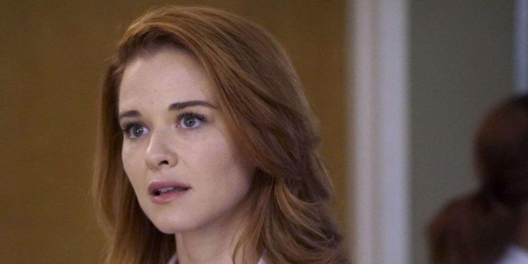Grey's Anatomy 17 Sarah Drew sarà ancora la dottoressa April Kepner