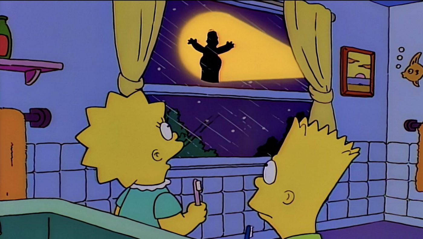 Homer bat segnale