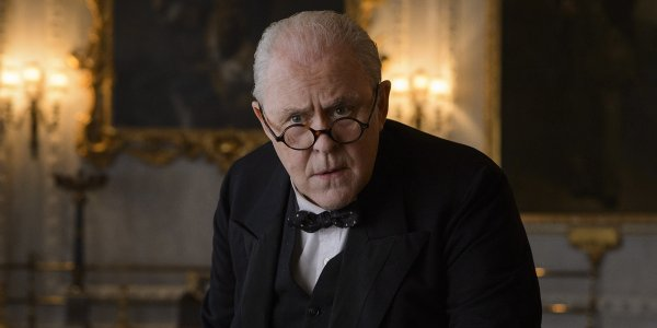 The Crown - Winston Churchill
