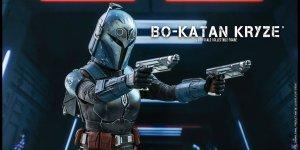 The Mandalorian Hot Toys Bo-Katan Action Figure-024