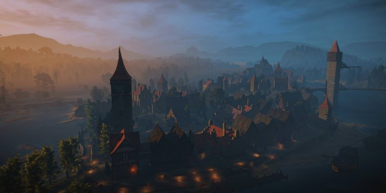 The Witcher - Oxenfurt