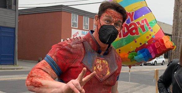 Peacemaker John Cena James Gunn