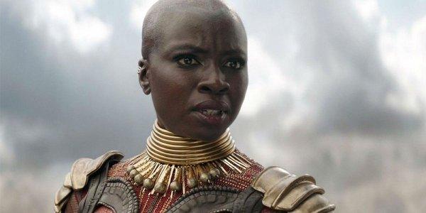 Danai Gurira - Black Panther